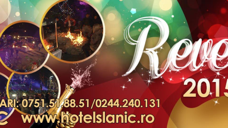 Revelion 2015 la Hotel Slănic