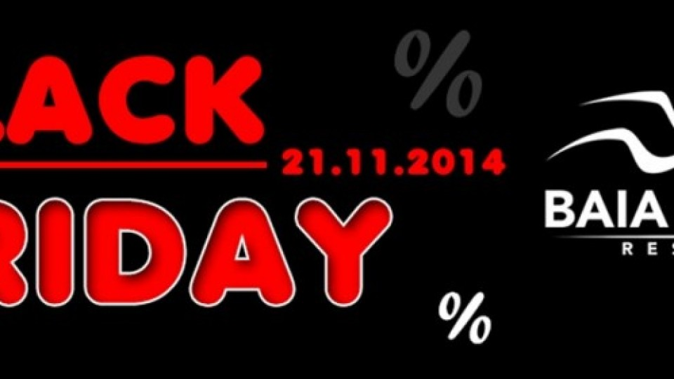 Black Friday la Baia Roie Resort