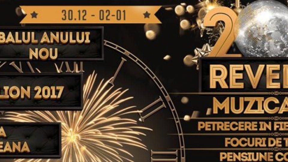 Revelion 2017 la Hotel Slănic